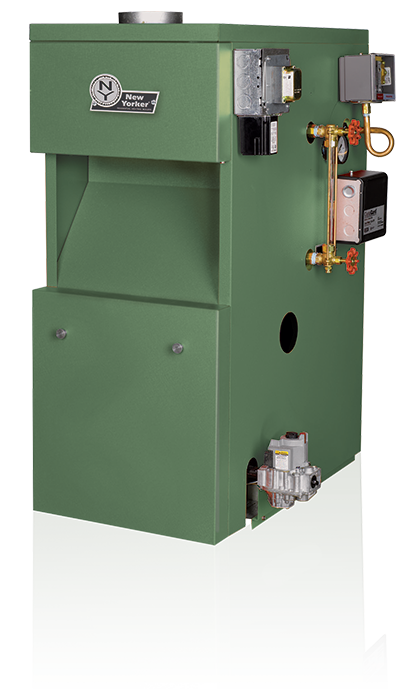 Cgs C Steam Series New Yorker Boiler