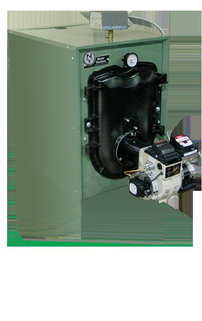 CI-HGS 3-PASS WATER SERIES - New Yorker Boiler