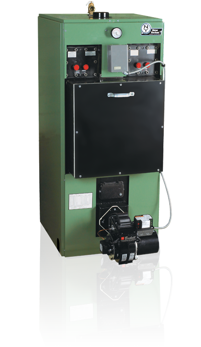 FR Light Commercial Steel Oil Boiler | New Yorker Boiler