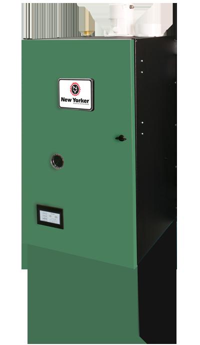 GHE Combi Condensing Boiler High Efficiency Gas | New Yorker Boiler ...